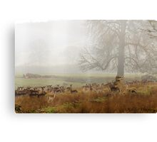 Who is this Intruder Canvas Print