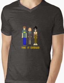 The IT Crowd Mens V-Neck T-Shirt