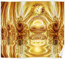 Throneroom Glory: Golden Splendor Poster