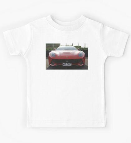 Ferrari F12 Kids Tee