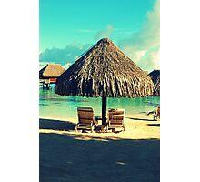 Bora Bora Photographic Print
