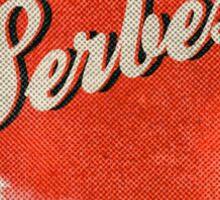 Serbesa Sticker