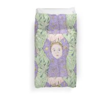 Wizard of the forest Duvet Cover
