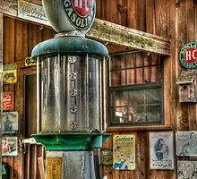 Sinclair Gas by J. Day