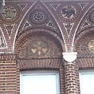Philadelphia mosaics 4 by nealbarnett