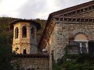 Tuscan Villa Stonework by John Carpenter