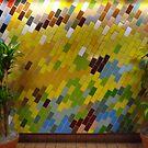 Philadelphia mosaics 5 by nealbarnett