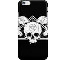 Skull of the Devourer iPhone Case/Skin