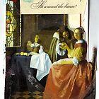 Love;Vermeer Style;-) by RobynLee