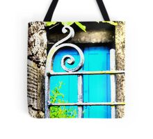 Cemetary Gate Detail Tote Bag