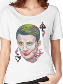 Captain Joker Women's Relaxed Fit T-Shirt