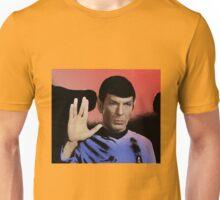 Spock! Leonard Nimoy. Unisex T-Shirt