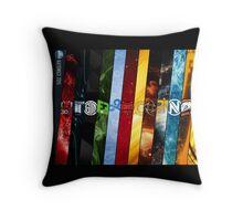 CSGO Teams Design Throw Pillow