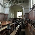 Guild Chapel Interior, Stratford Upon Avon, England. by John Dalkin