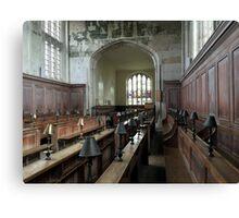 Guild Chapel Interior, Stratford Upon Avon, England. Canvas Print
