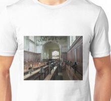 Guild Chapel Interior, Stratford Upon Avon, England. Unisex T-Shirt