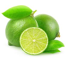 Green limes by 6hands