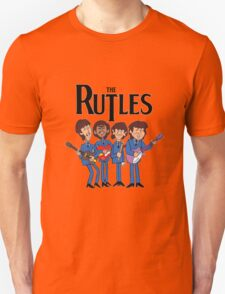 The Rutles Animated Cartoon T-Shirt
