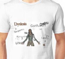Dyslexic Fog 5 Unisex T-Shirt