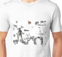 Dyslexic Fog 2 Unisex T-Shirt