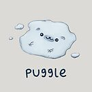 Puggle by Sophie Corrigan