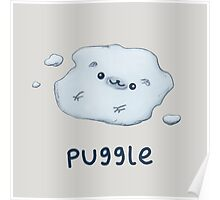 Puggle Poster