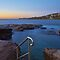 Giles Baths - Coogee NSW by Mark  Lucey