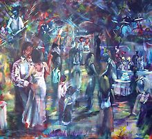 NO 10 the Wedding of Craig and Kym by tola