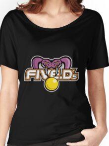 Five D's Women's Relaxed Fit T-Shirt