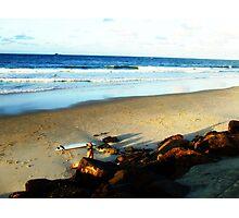 byron surf Photographic Print