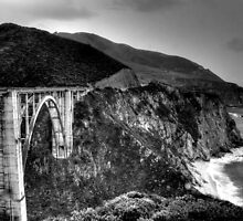 Bixby Canyon Bridge  by wboguski
