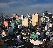 Good Morning Saigon by Timo Balk
