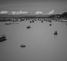 Nha Trang - Vietnam by Timo Balk