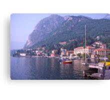 Menaggio, Lake Como, Italy Canvas Print