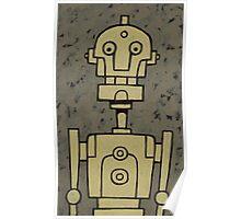 Robot Bob Poster