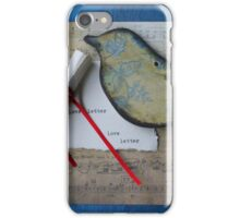 I will write a letter to the Queen iPhone Case/Skin