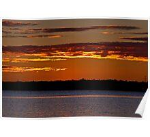 Sunrise Downunder. 25-3-11. Poster