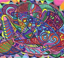 Piscean Arabesque by Joanne Jackson