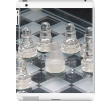 Chess Surrounded iPad Case/Skin
