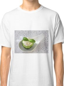 Cucumber and Basil's Friendship Classic T-Shirt