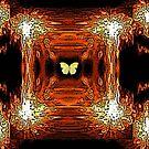 My In A Gadda Da Vida Butterfly (Band, Iron Butterfly) by Deborah Lazarus