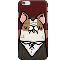 Barkcula iPhone Case/Skin