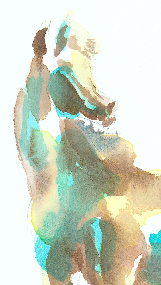Sun glaze by Belinda Baynes