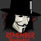 Remember Remember by piercek26