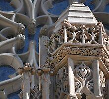 St. John's Cathedral in Spokane by Kate Farkas