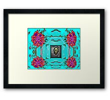 Truckin' With The Grateful Dead Framed Print
