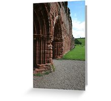 Furness Abbey Arches Greeting Card