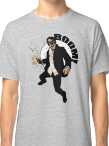 Brother Hazard Goes To War Classic T-Shirt