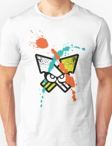 Splatoon - Turf Wars 4 [WHITE Var] T-Shirt