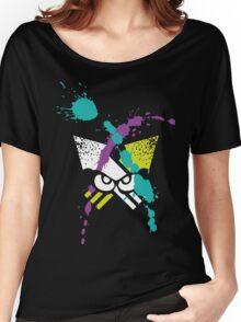Splatoon - Turf Wars 3 Women's Relaxed Fit T-Shirt